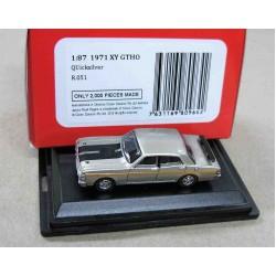 Ford XY Falcon GTHO Quicksilver 1971 scale 1/87 (HO)