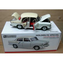 Holden FC Special Sedan Cape Ivory/India Ivory 1959