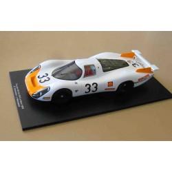 Porsche 908 #33 Rolf Stommelen/Jochen Neerpasch 3rd 24 Hour Le Mans 1968