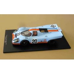Porsche 917K John Wyer Auto. Eng. #20 Jo Siffert/Brian Redman DNF 24 Hour Le Mans 1970