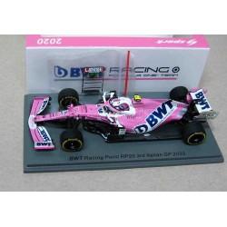 BWT Racing Point RP20 #18 Lance Stroll 3rd Italian GP 2020