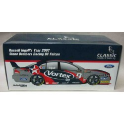Ford BF Falcon #9 SBR Vortex 98 Russell Ingall 2007