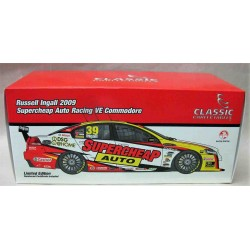 Holden VE Commodore #39 Supercheap Auto Racing Russell Ingall 2009