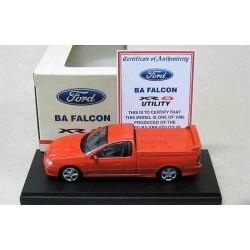 Ford BA Falcon XR8 Ute Blood Orange 2002-05