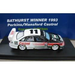 Holden VP Commodore #11 Larry Perkins/ Greg Hansford (Driver figure in car) Winner Bathurst 1000 1993