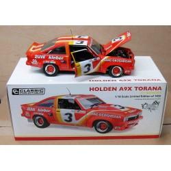 Holden LX Torana A9X #3 Bob Jane/Ian Geoghegan Bathurst 1000 1977