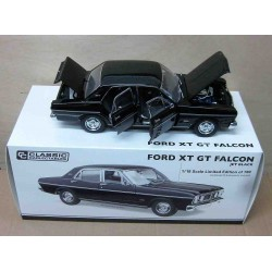 Ford XT Falcon GT Jet Black 1968