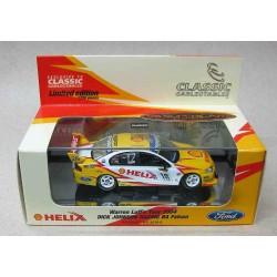 Ford BA Falcon #18 DJR Shell Helix Racing  Warren Luff 2004