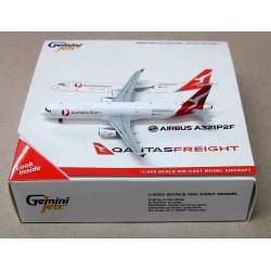 Airbus A321P2F QANTAS Freight Australia Post VH-ULD