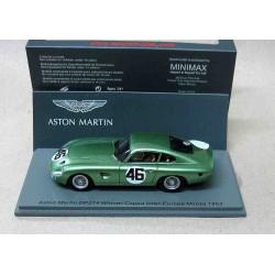 Aston Martin DP214 #46 Roy Salvadori Winner Coppa-Europa Monza 1963