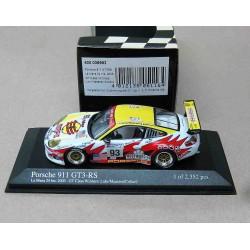 Porsche 911 GT3-RS #93 Alex Job Racing Lukas Luhr/Sascha Maassen/Emmanuel Collard 17th (1st in LMGT) 24Hour Le Mans 2003