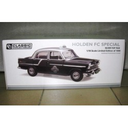 Holden FC Special Silver Top Taxi 1958