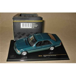 Mercedes-Benz S500 (W140) LHD Metallic Dark Green 1994
