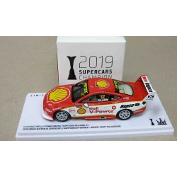 Ford Mustang GT #17 Shell V-Power Scott McLaughlin Winner Supercars Championship 2019