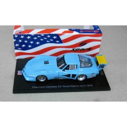 Chevrolet Corvette/Greenwood GT #18 John Paul DNF Road Atlanta 100 miles 1978