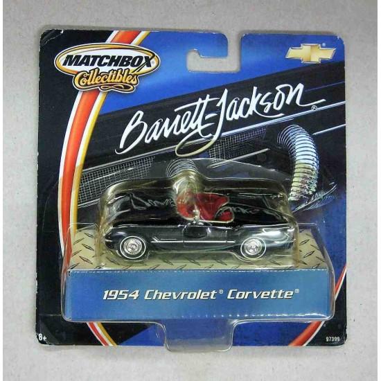 Chevrolet Corvette C1 Black 1954