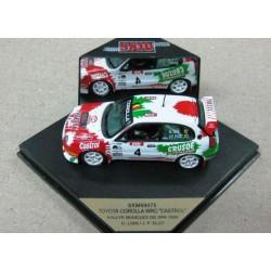 Toyota Corolla #4 D Loix/J F Elst Rally Boucles De Spa 1999