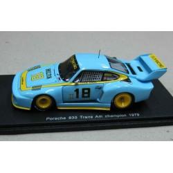 Porsche 935 #18 John Paul Trans-Am Champion 1979