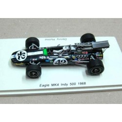 Eagle Mk4 #42 Denny Hulme Indy 500 1968