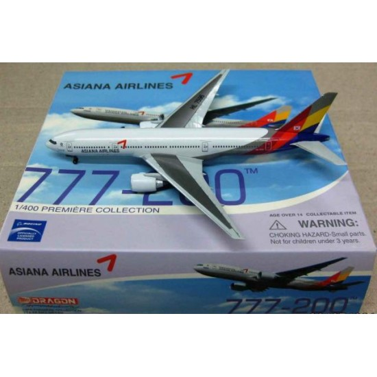 Boeing 777-200 Asiana Airlines  HL7596