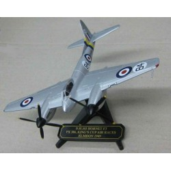 De Havilland Hornet F3 Kings Cup Air Race Elmdon 1949 scale 1/72