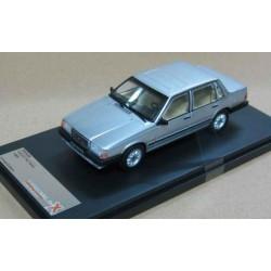 Volvo 740 Turbo 4 Door Sedan Silver 1985