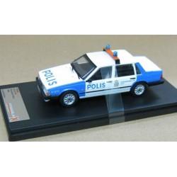 Volvo 740 Stockholm Police 1985