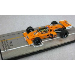 McLaren M16C #2 Johnny Rutherford Winner Indy 500 1976