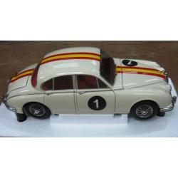 Jaguar MK 2 Bob Jane #1 1962