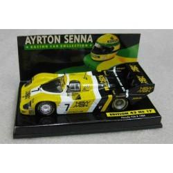 Porsche 956 K $7 Ayrton Senna/ Henri Pescarolo/Johansson 1984