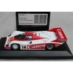 Porsche 956 K #14 Rosberg/Lammers/Palmer 1,000km Nurburgring 1983