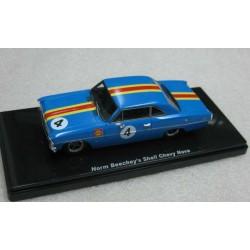 Chevrolet Nova #4 Norm Beechey Team Shell 1967 SATIN GLOSS