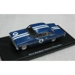 Chevrolet Nova #4 Norm Beechey Team Neptune 1966 SATIN GLOSS