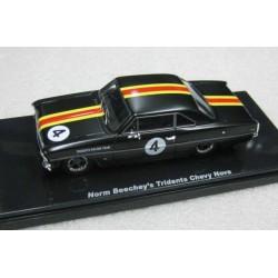 Chevrolet Nova #4 Norm Beechey Team Trident 1967 SATIN GLOSS