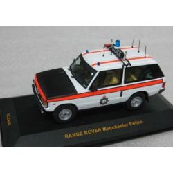 Range Rover Manchester Police
