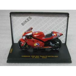 Yamaha YZR 500 #20 Pere Riba 2002 scale 1/24