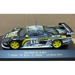 Saleen S7-R #61 Seiler/Brun/Slater Le Mans 2001