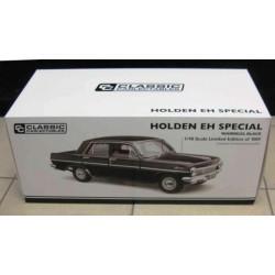Holden EH Special Warrigal Black 1963