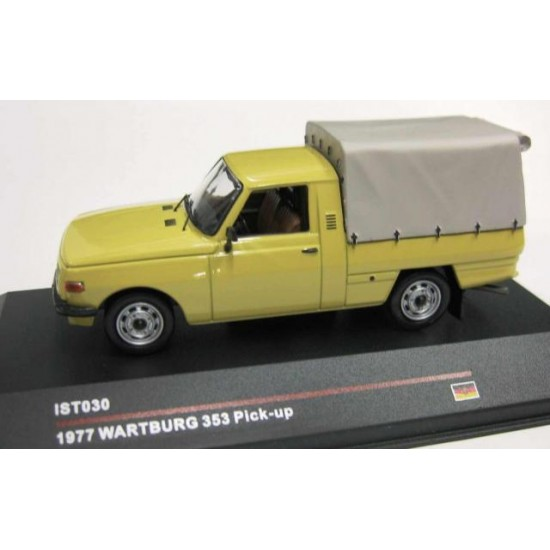 Wartburg 353 pickup Sand 1977