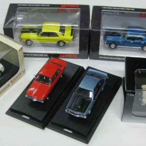 Australian Road Cars 1/64-1/87