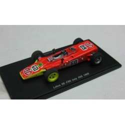 Lotus 56 #60 Joe Leonard Indy 500 1968