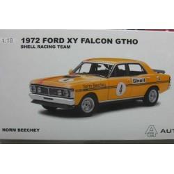 Ford Falcon XY GTHO #4 Norm Beechey 1972