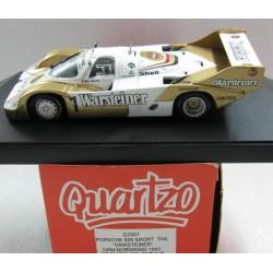 Porsche 956 #7 Bob Wollek DRM Norisring 1983