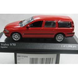 Volvo V70 Red 2000