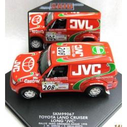 Toyota Land Cruiser #208 J.M. Servia/T. Delli-Zotti Paris-Grenada-Dakar 1998