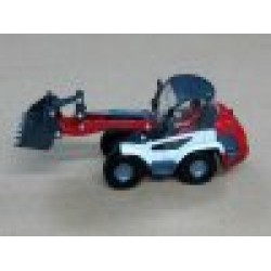 Kramer 480 Loader 'Kaidiwei'  Red/White new unboxed scale 1/50