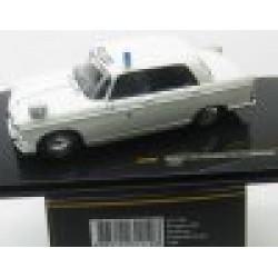 Peugeot 404 German Police 1966