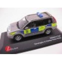 Nissan X-Trail UK Police
