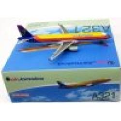 Airbus A321  Air Jamaica 6Y-JMW