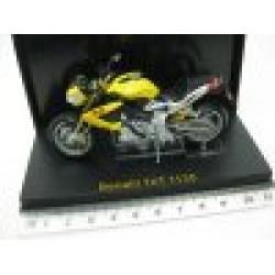 Benelli TnT 1130 Yellow scale 1/24